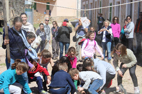 Jocs Infantils. Pancaritat a Planícia