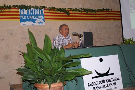 """Cicle de conferències 2008 """"Vetlades d'estiu a Sa Clastra"""""""