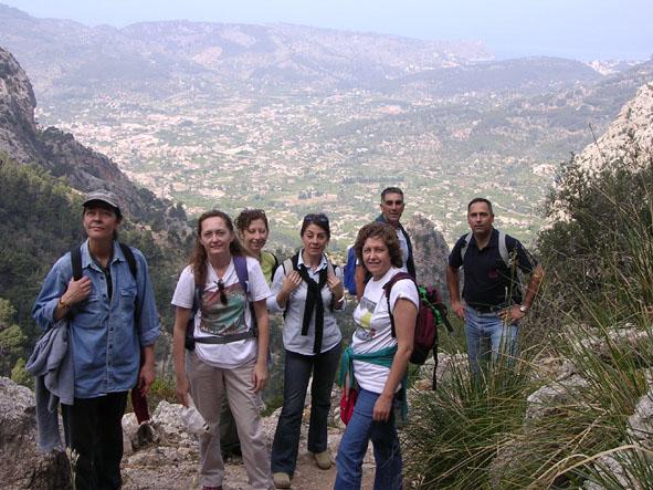 Excursió Barranc de Biniaraix