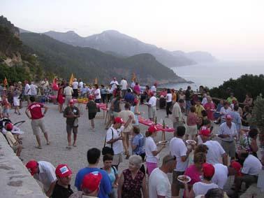 Berenar – Manifestació Sa Torreta 2008