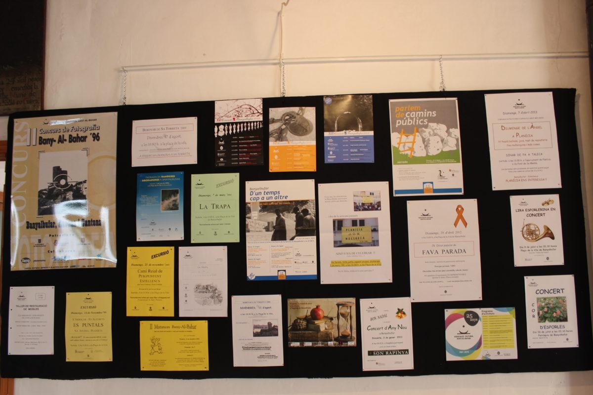 Exposició Bany-al-Bahar 25 anys