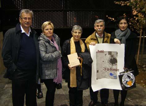Premi Francesc de Borja Moll 2012