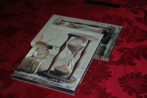 """Presentació del DVD """"Els sons de la Història"""" de Montserrat Torrent"""