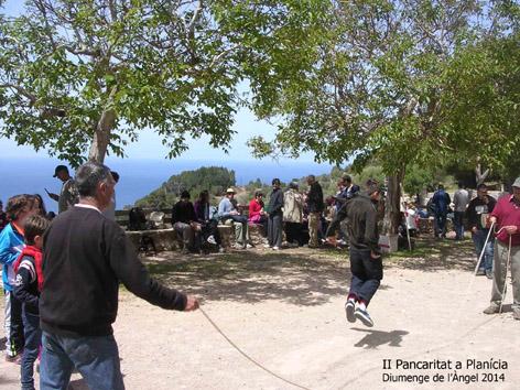 Pancaritat o diumenge de l'Àngel a Planícia 2014