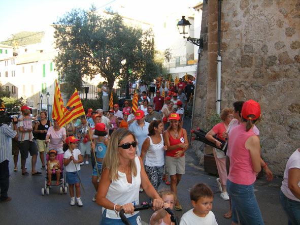 Berenar – Manifestació Sa Torreta 2006