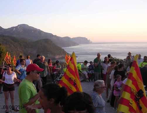 Berenar – Manifestació Sa Torreta 2014